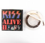 KISS Reel to Reel Audio Tape - Alive II