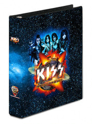 KISS Guitar Pick Binder - Hottest Show on Earth