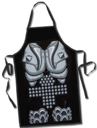 KISS Apron - Demon Armor, (sealed)