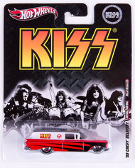 KISS Car - Hotwheels '59 Chevy Delivery.