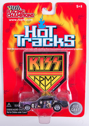 KISS Hot Tracks Car - KISS Army