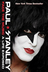 KISS Book - Paul Stanley, Face the Music, (soft cover)