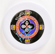 KISS Frisbee Flying Disc - Signed by Eric and Tommy