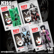 KISS Figures - Dynasty 12-inch, (set of 4)