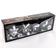 KISS Plush Figures - End of the Road Tour JAPAN, limited edition, (set of 4)