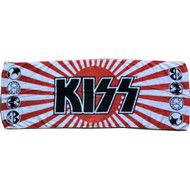 KISS Towel - Japan, Rising Sun
