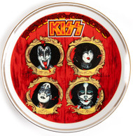 KISS Plate - Psycho Circus, Japan