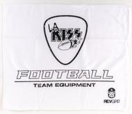 LA KISS Football League - White Mini-Towel