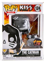 KISS Figures - Funko Pop! Rocks, Peter, Eric, Catman, CUSTOM #124