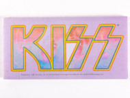 KISS Magnetic Notebook - Logo