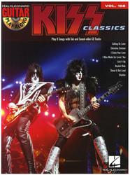 KISS Songbook - Classics Guitar Play-Along w/CD, vol.168