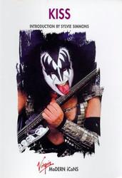 KISS Book - KISS Modern Icons '97, (hard cover)