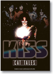 KISS DVD - Cat Tales, (sealed)