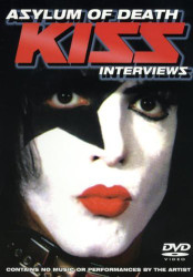 KISS DVD - Asylum of Death interviews, (sealed).