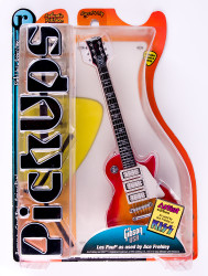 KISS Toy Guitar - Pickups, Ace Frehley Les Paul.