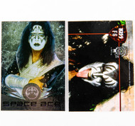 KISS Trading Cards - Cornerstone Series 2 Foil Chase card, F06