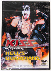 KISS DVD - Hell's Guardians