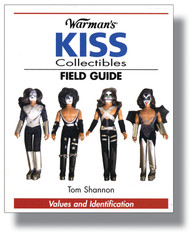 KISS Collectibles Field Guide book.