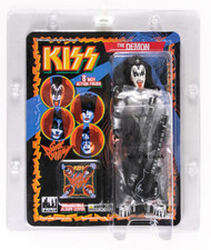 """KISS Sonic Boom Figures - 8"""", The Demon (with w/2 bass guitars variant)"""