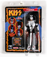 """KISS Sonic Boom Figures - 8"""", The Demon (with new head sculpt variant)"""