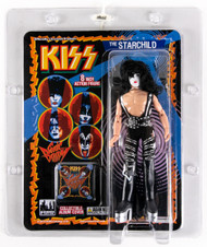 """KISS Sonic Boom Figures - 8"""", The Starchild (with new head sculpt variant)"""