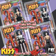 "KISS Sonic Boom Figures - 12"" Figures, (set of 4)"