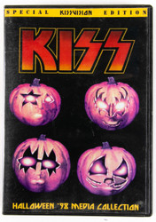 KISS DVD - Halloween '89 Media Collection