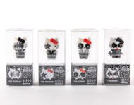 KISS USB Flash Drives - Hello Kitty, (set of 4)