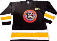 KISS Hockey Jersey - Rock and Roll Over (one size)