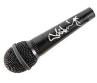 KISS Autograph - Paul Stanley Signature on AKG Microphone