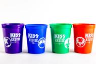KISS Kruise IV - Margarita Cups, (set of 4)