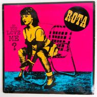 """ROTA Vinyl - 12"""" vinyl single, Do You Love Me KISS cover song"""