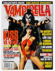 KISS Magazine - Vampirella #2, (Gene cover variant)