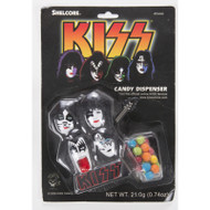 KISS Candy Dispenser - Group Faces, (7/10)