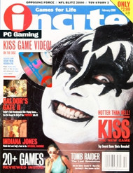 KISS Magazine - Incite