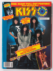 KISS Magazine - On The Record