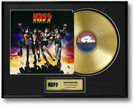 KISS Gold Record - Destroyer LP