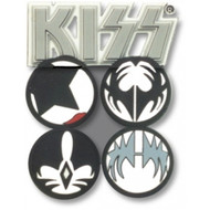 KISS Magnet - Laser Icons