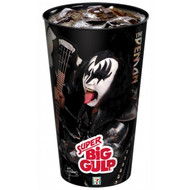 KISS Big Gulp Cup - Gene Demon
