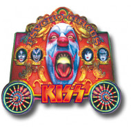 KISS Magnet - Funky Chunky, Psycho Circus Wagon