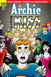 KISS Archie Comics - #629, (standard edition)