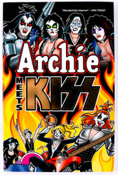 KISS Comic - Archie Meets KISS (issues 1-4 compilation)