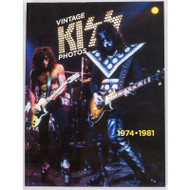 KISS Book - Vintage KISS Photos 1974-1981