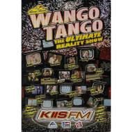 KISS Concert Program - Wango Tango