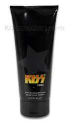 KISS Him Cologne - Hair and Body Wash