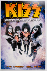 KISS Comic - Dark Horse Graphic Novel, Rediscovery #1