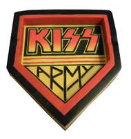 KISS Ashtray / Candy Dish - KISS Army