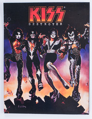 KISS Folder - Destroyer