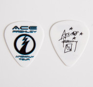 Ace Frehley Guitar Pick - Anomaly, white, Ace