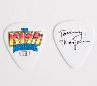 KISS Guitar Pick - KISS Kruise III, Tommy